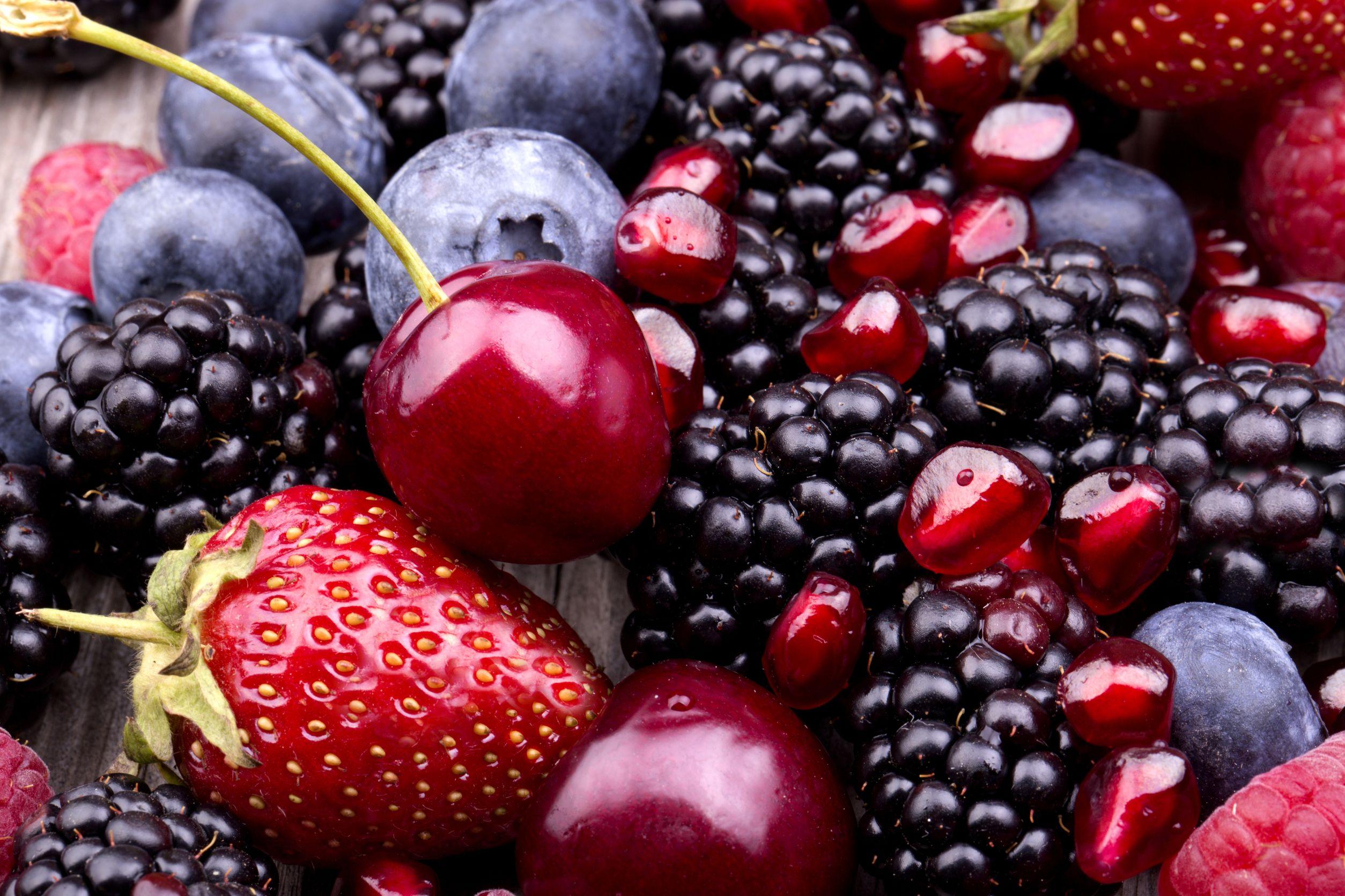 Zoom sur 5 fruits riches en fer excellents pour la santé