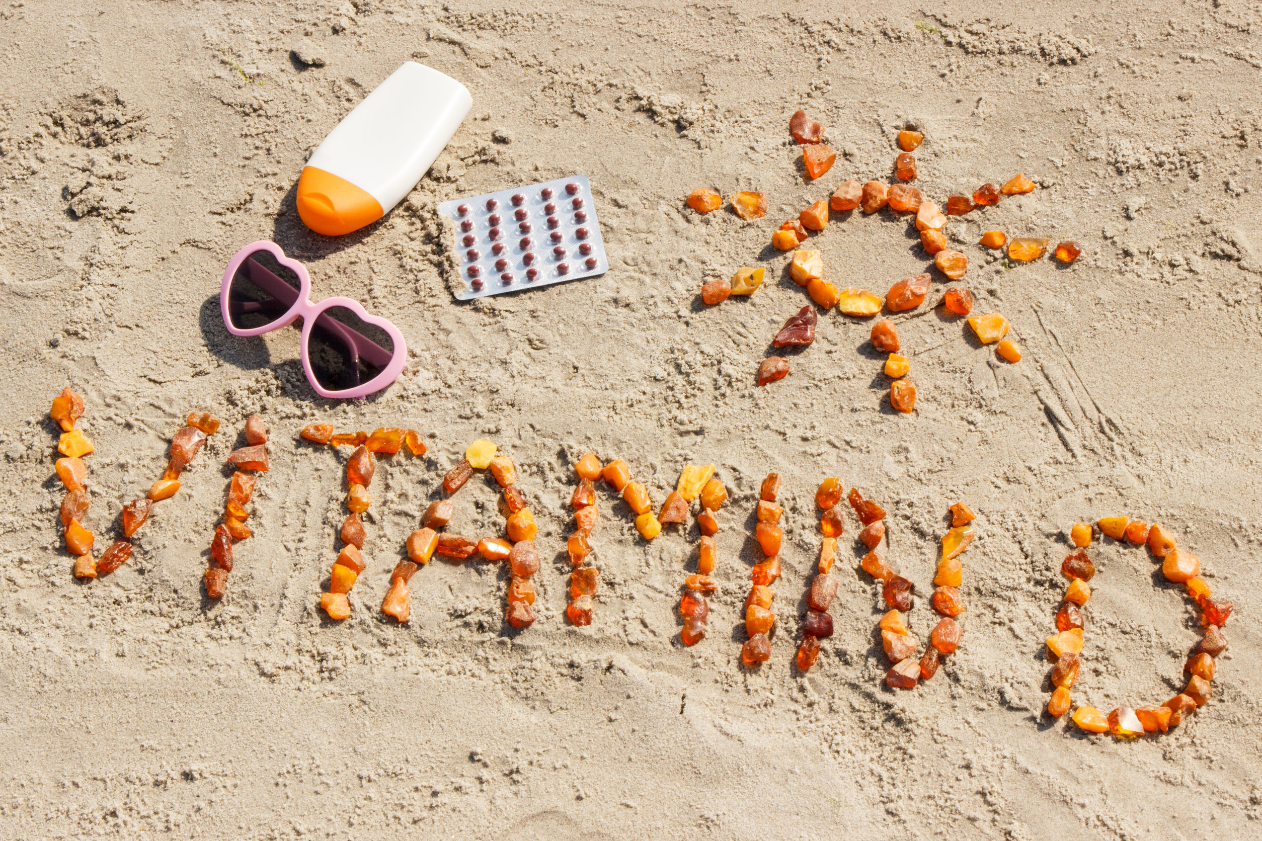 Manque de vitamine D : facteurs à risques et meilleurs traitements